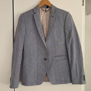 Top Shop chambray blazer